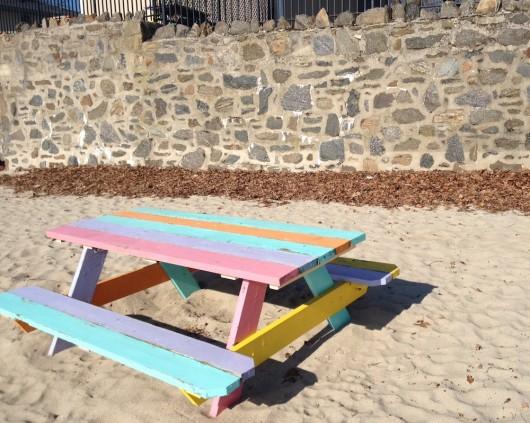 photo rye beach