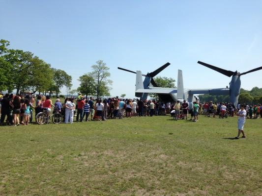 memorial day planes