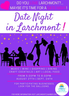 larchmont date night